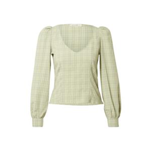 24COLOURS Bluză verde măr / verde imagine