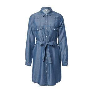 OVS Rochie tip bluză albastru denim imagine