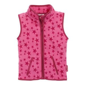 PLAYSHOES Vestă 'Sterne' roz / roz închis imagine