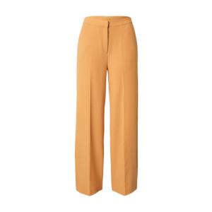 Another Label Pantaloni cu dungă 'Moore' portocaliu imagine