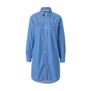 Mavi Rochie tip bluză 'SHARON' albastru denim imagine