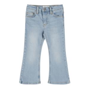 Gina Tricot Mini Jeans albastru deschis imagine