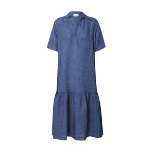 s.Oliver Rochie tip bluză albastru denim imagine
