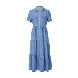Forever New Rochie tip bluză 'Donna' albastru denim imagine