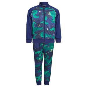 ADIDAS ORIGINALS Trening albastru închis / albastru cobalt / verde jad / verde închis / galben pastel imagine