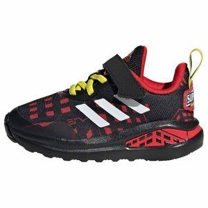 ADIDAS PERFORMANCE Pantofi sport negru / alb / roșu / galben imagine